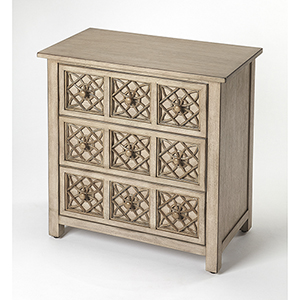Masterpiece Moncreif Natural Mango Accent Chest