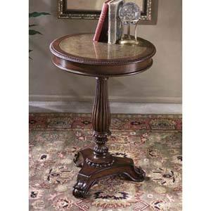 Heritage Round Pedestal Table