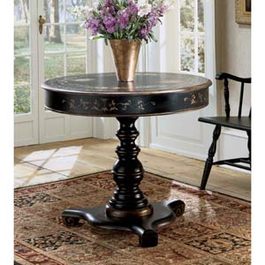 Artists Originals Regal Black Accent Table