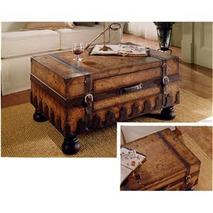 Heritage Trunk Table