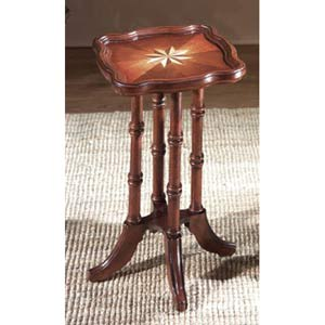Plantation Cherry Scatter Table