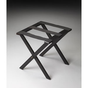 Black Licorice Luggage Rack