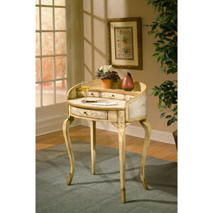 Artists Originals Tuscan Cream Ladies Writing Desk