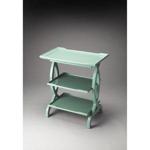 Kimiko Mint Creme Side Table