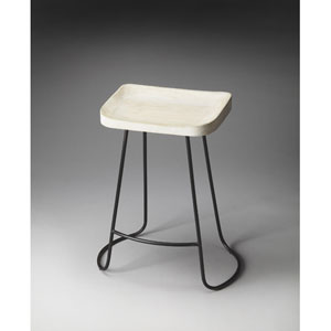 Artifacts 24.25-Inch Iron Alton Bar Stool