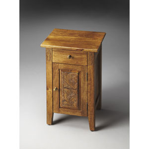 Artifacts Webster Chair Side Chest
