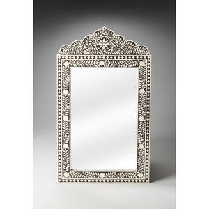 Heritage White Bone Inlays Wall Mirror