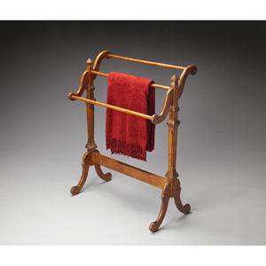Newhouse Vintage Oak Blanket Stand