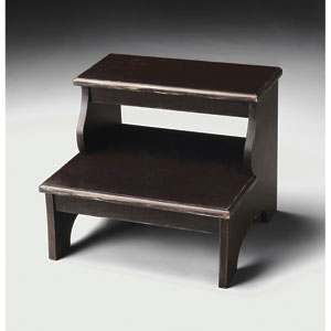 Brushed Sable Step Stool