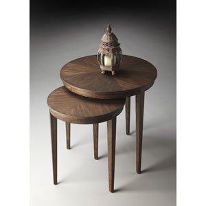 Butler Loft Cocoa Nest of Tables