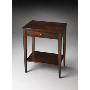 Cobble Hill Cherry Console Table