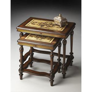 Heritage Botanic Nesting Tables
