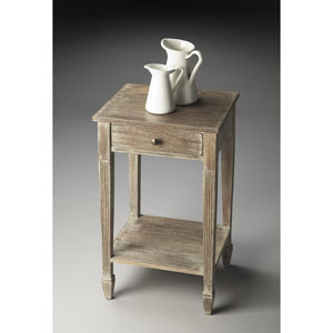 Artifacts Acacia Wood Side Table
