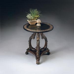 Heritage Accent Table