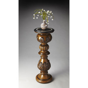 Heritage 42-Inch Fossil Stone Pedestal