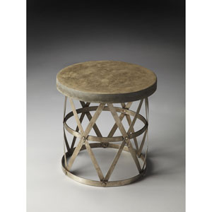 Metalworks Seamlessly Dobson Side Table