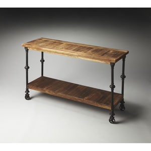 Artifacts Butler Loft Console Table