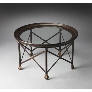 Metalworks Rich Brown Richton Cocktail Table