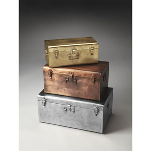Hors Doeuvres Iron Storage Trunk Set