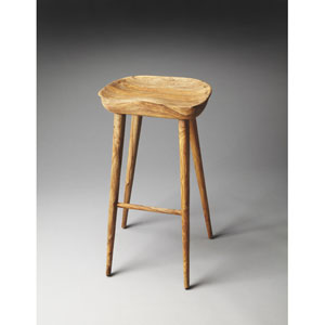 Artifacts Sheesham Wood Solids Bar Stool
