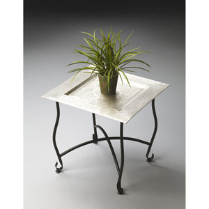 Metalworks Moroccan Tray Table