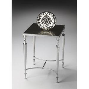 Nickel Side Table