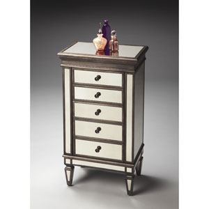 Mirror Jewelry Chest