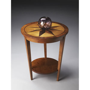 Honey Accent Table