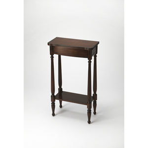 Whitney Cherry Console Table