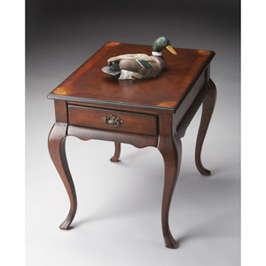Plantation Cherry Cherry End Table
