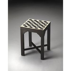 Bishop Bone Inlay Bunching Chess Table