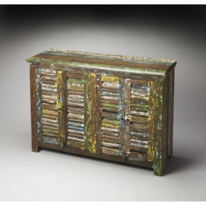 Haveli Reclaimed Wood Sideboard