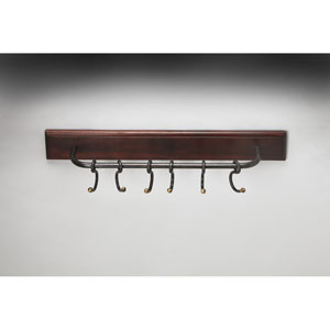 Glendo Iron Wall Rack