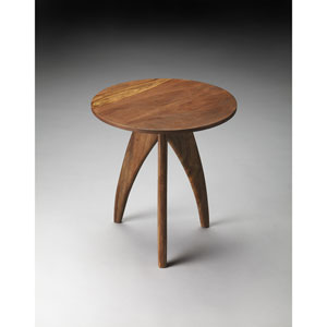 Lautner Wood Accent Table