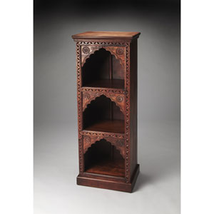 Mihrab Solid Wood Bookcase