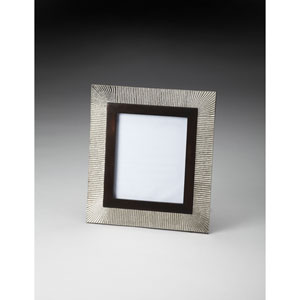 Ripple Effect Silver Picture Frame