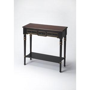 Café Noir Console Table