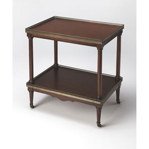 Beacon Plantation Cherry Side Table