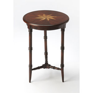 Isla Cherry Accent Table