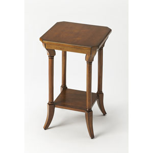 Darla Antique Cherry End Table