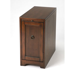 Cabral Antique Cherry Chairside Chest