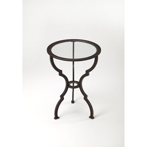 Yvonne Metal End Table