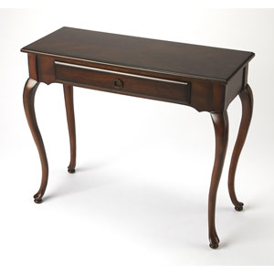 Plumley Plantation Cherry Console Table