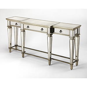 Butler Celeste Mirrored Console Table