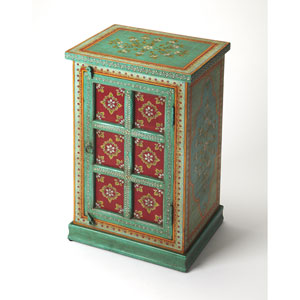 Madhu Hand Painted Accent Chest
