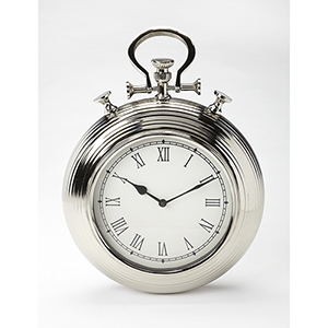 Butler Jepsen Round Wall Clock