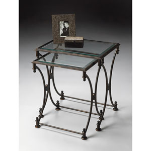 Metalworks Nesting Tables