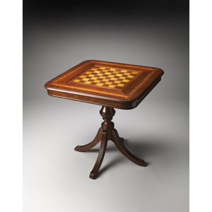 Morphy Antique Cherry Game Table