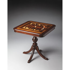Plantation Cherry Hardwood Game Table