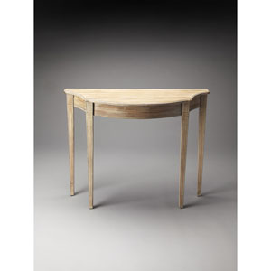 Chester Driftwood Console Table